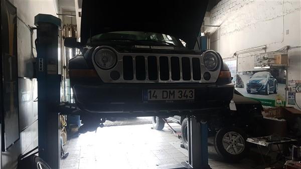 Jeep Cherokee KJ 2.8 Crd Yağ Bakımı